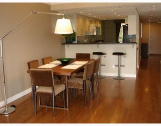 """Photo 4: 515 1707 W 7TH Avenue in Vancouver: Fairview VW Condo for sale in """"SANTA FE"""" (Vancouver West)  : MLS®# V751168"""