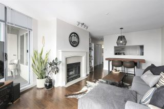 """Photo 6: 210 8430 JELLICOE Street in Vancouver: South Marine Condo for sale in """"BOARDWALK"""" (Vancouver East)  : MLS®# R2453487"""
