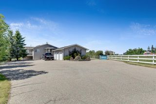 Photo 1: 282052 Township road 272 Road in Rural Rocky View County: Rural Rocky View MD Detached for sale : MLS®# A1120946