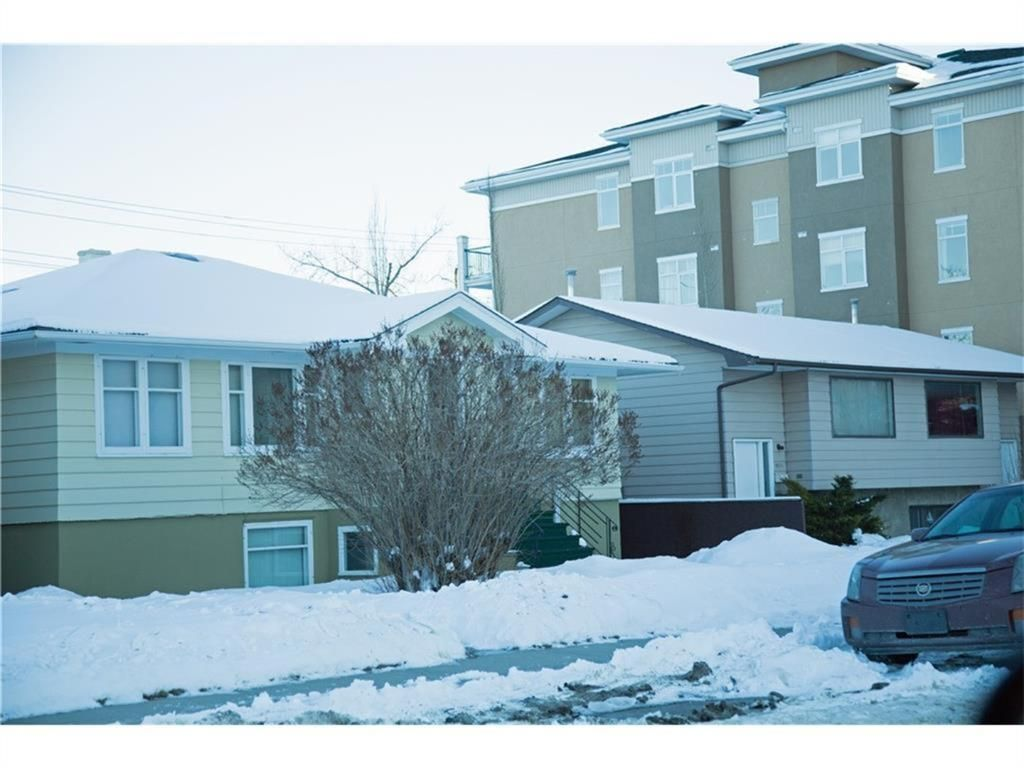 Main Photo: 5712/5714/5716 2 Street SW in Calgary: Manchester Triplex for sale : MLS®# A1081082