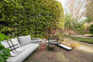 """Photo 32: 1944 W 15TH Avenue in Vancouver: Kitsilano Townhouse for sale in """"Lower Shaughnessy"""" (Vancouver West)  : MLS®# R2551125"""