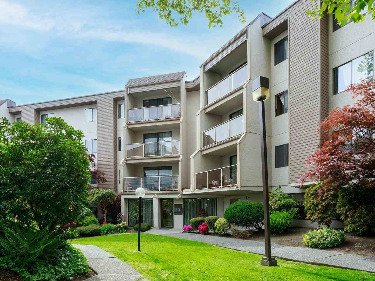"""Main Photo: 101 5471 ARCADIA Road in Richmond: Brighouse Condo for sale in """"STEEPLE CHASE"""" : MLS®# R2578660"""