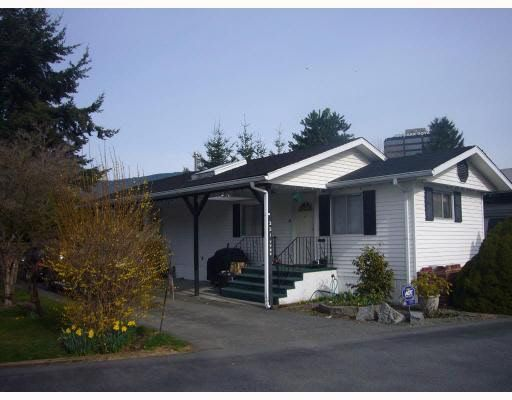 Main Photo: 221 TYEE DRIVE in : Park Royal Manufactured Home for sale : MLS®# V759839