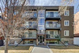 Main Photo: 103 343 4 Avenue NE in Calgary: Crescent Heights Apartment for sale : MLS®# A1129702
