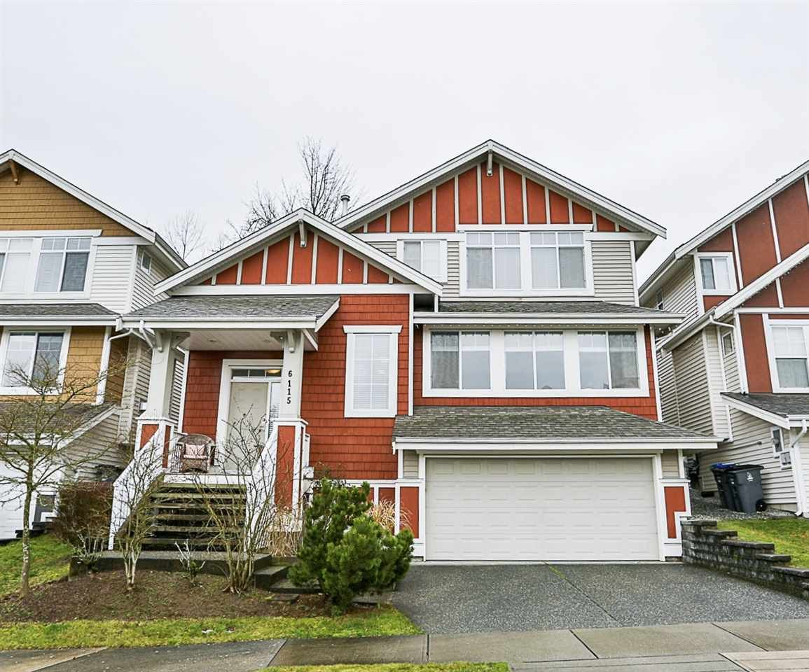 """Main Photo: 6115 151 Street in Surrey: Sullivan Station House for sale in """"Oliver's Lane"""" : MLS®# R2236496"""