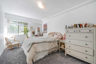 """Photo 22: 104 1717 W 13TH Avenue in Vancouver: Fairview VW Condo for sale in """"Princeton Manor"""" (Vancouver West)  : MLS®# R2588678"""