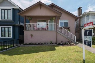 Main Photo: 4152 TRIUMPH STREET in Burnaby: Vancouver Heights House for sale (Burnaby North)  : MLS®# R2081581