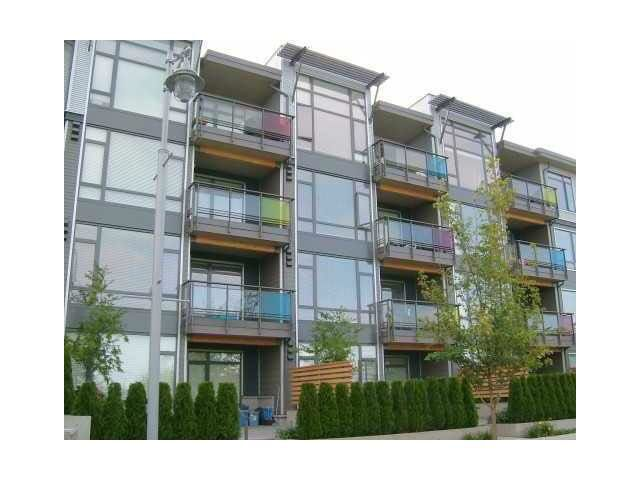 "Main Photo: 107 14100 RIVERPORT Way in Richmond: East Richmond Condo for sale in ""WATERSTONE PIER"" : MLS®# R2007167"