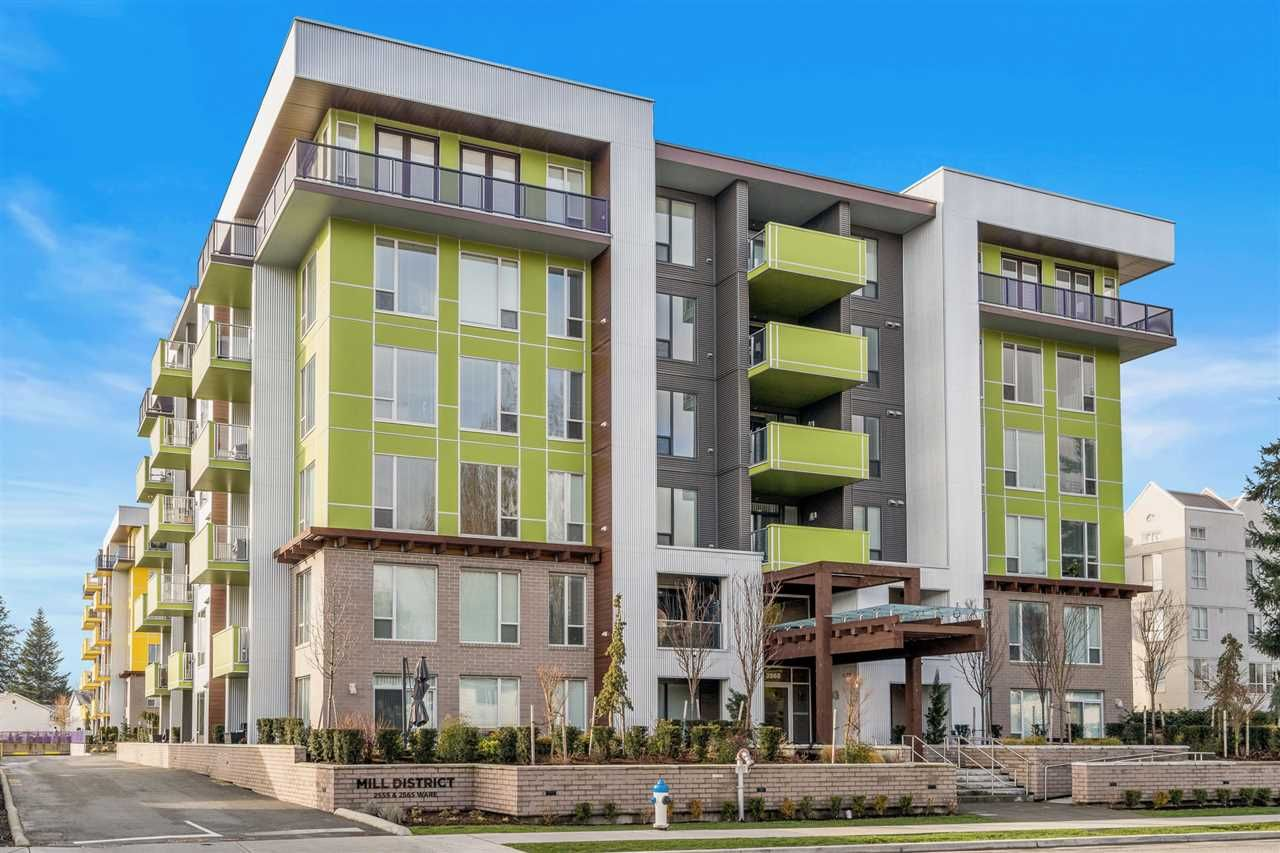 """Main Photo: 102 2565 WARE Street in Abbotsford: Central Abbotsford Condo for sale in """"Mill District"""" : MLS®# R2538607"""