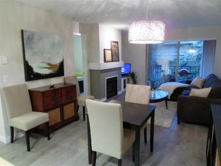 """Photo 1: 201 200 KLAHANIE Drive in Port Moody: Port Moody Centre Condo for sale in """"SALAL"""" : MLS®# R2222800"""