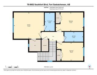 Photo 35: 78 8602 SOUTHFORT Boulevard: Fort Saskatchewan House Half Duplex for sale : MLS®# E4241366