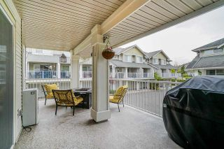 """Photo 24: 8 6568 193B Street in Surrey: Clayton Townhouse for sale in """"Belmont at Southlands"""" (Cloverdale)  : MLS®# R2573529"""
