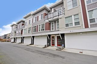 """Photo 1: 9 8466 MIDTOWN Way in Chilliwack: Chilliwack W Young-Well Townhouse for sale in """"Midtown 2"""" : MLS®# R2604122"""