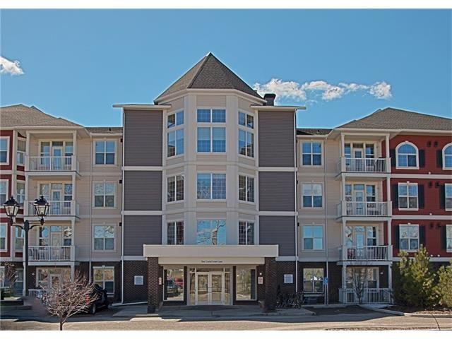 Main Photo: 221 1 Crystal Green Lane: Okotoks Condo for sale : MLS®# C4063698