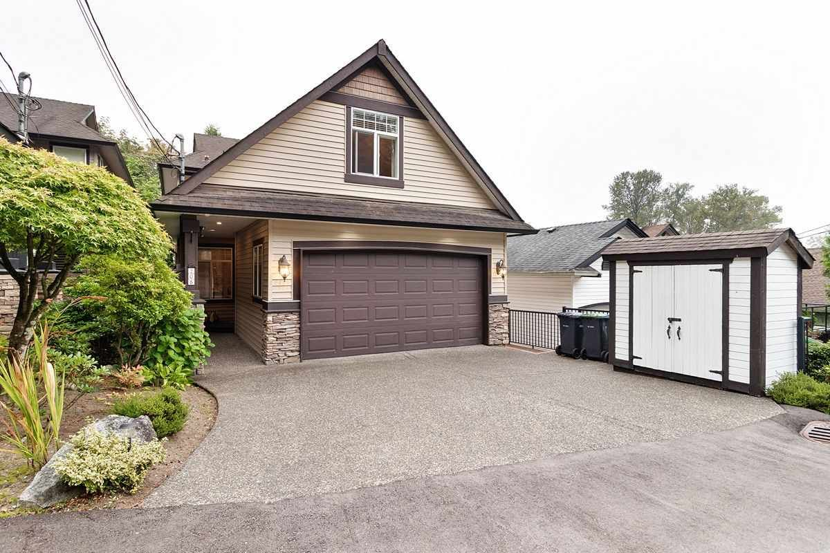 Main Photo: 306 AVALON Drive in Port Moody: North Shore Pt Moody House for sale : MLS®# R2500142