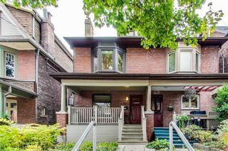 Photo 1: 43 Sparkhall Avenue in Toronto: North Riverdale House (3-Storey) for sale (Toronto E01)  : MLS®# E4976542