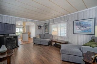 """Photo 10: 182 7790 KING GEORGE Boulevard in Surrey: East Newton Manufactured Home for sale in """"CRISPEN BAYS"""" : MLS®# R2591510"""