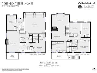 Photo 40: 19549 115B Avenue in Pitt Meadows: South Meadows House for sale : MLS®# R2537303