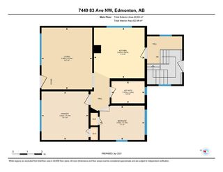 Photo 47: 7449 83 Ave NW Avenue in Edmonton: Zone 18 House for sale : MLS®# E4240839