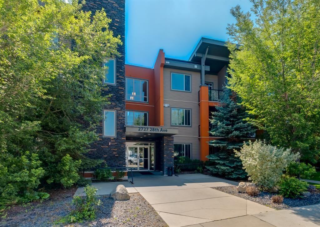 Main Photo: 239 2727 28 Avenue SE in Calgary: Dover Apartment for sale : MLS®# A1125792