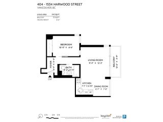 """Photo 21: 404 1534 HARWOOD Street in Vancouver: West End VW Condo for sale in """"St Pierre"""" (Vancouver West)  : MLS®# R2609821"""