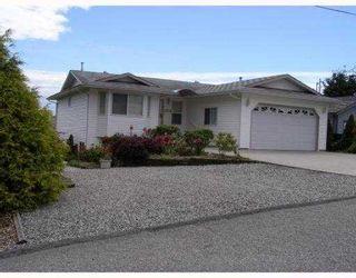 Photo 1: 4353 MARBLE Road in Sechelt: Sechelt District House for sale (Sunshine Coast)  : MLS®# V658231