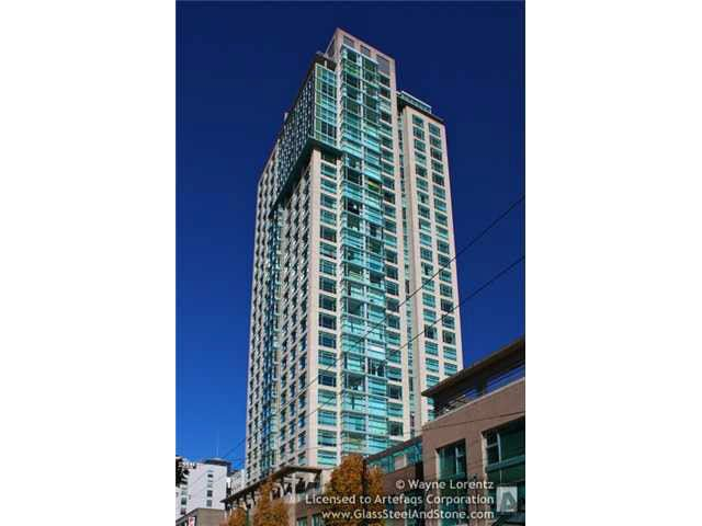 Main Photo: 702 438 SEYMOUR STREET in : Downtown VW Condo for sale : MLS®# V1090945