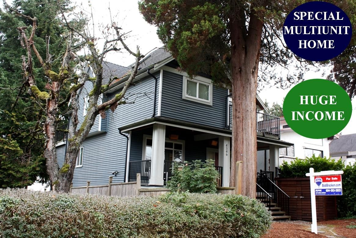 Photo 1: Photos: 4546 QUEBEC Street in Vancouver: Main House for sale (Vancouver East)  : MLS®# R2506647