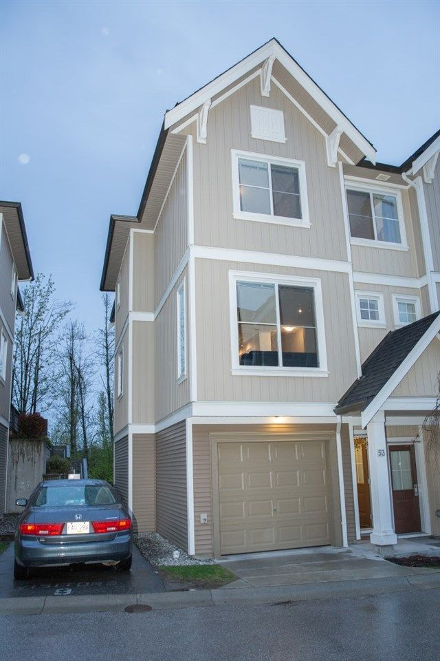 """Main Photo: 53 31032 WESTRIDGE Place in Abbotsford: Abbotsford West Townhouse for sale in """"Harvest"""" : MLS®# R2422085"""