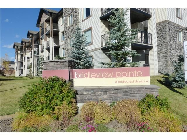 Main Photo: 2118 8 BRIDLECREST Drive SW in Calgary: Bridlewood Condo for sale : MLS®# C4089124