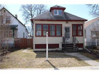 Photo 1: 474 Riverton Avenue in Winnipeg: Elmwood Residential for sale (3A)  : MLS®# 1708635