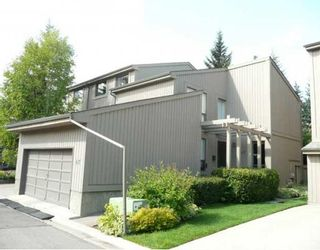 Photo 1: 47 10401 19 Street SW in CALGARY: Braeside Braesde Est Townhouse for sale (Calgary)  : MLS®# C3394292