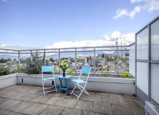 Photo 16: 701 1808 W 3RD AVENUE in Vancouver: Kitsilano Condo for sale (Vancouver West)  : MLS®# R2161034