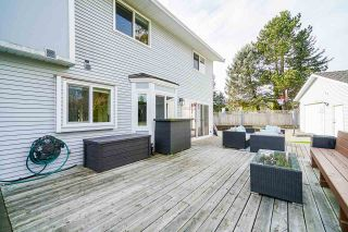 Photo 36: 15476 KILMORE Court: House for sale in Surrey: MLS®# R2546160