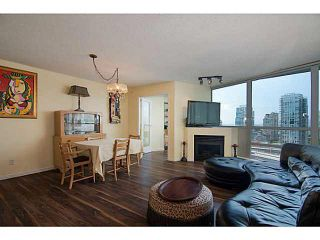 """Photo 2: 1905 501 PACIFIC Street in Vancouver: Downtown VW Condo for sale in """"The 501"""" (Vancouver West)  : MLS®# V1071377"""