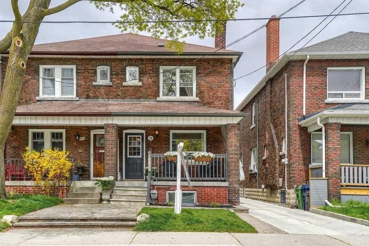 Main Photo: 298 St Johns Road in Toronto: Runnymede-Bloor West Village House (2-Storey) for sale (Toronto W02)  : MLS®# W5233609