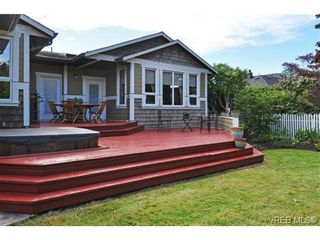 Photo 18: 518 Hampshire Road in VICTORIA: OB South Oak Bay Residential for sale (Oak Bay)  : MLS®# 339430