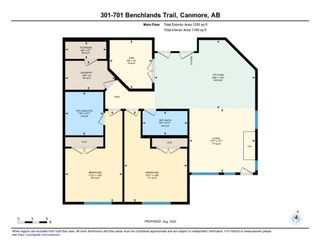 Photo 29: 301 701 Benchlands Trail: Canmore Apartment for sale : MLS®# A1019665