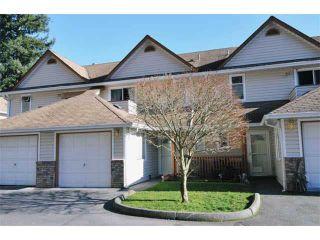 "Photo 1: 27 20699 120B Avenue in Maple Ridge: Northwest Maple Ridge Townhouse for sale in ""THE GATEWAY"" : MLS®# V1076390"