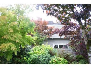 """Photo 10: 2411 W 5TH Avenue in Vancouver: Kitsilano Townhouse  in """"BALSAM CORNERS"""" (Vancouver West)  : MLS®# V1100926"""