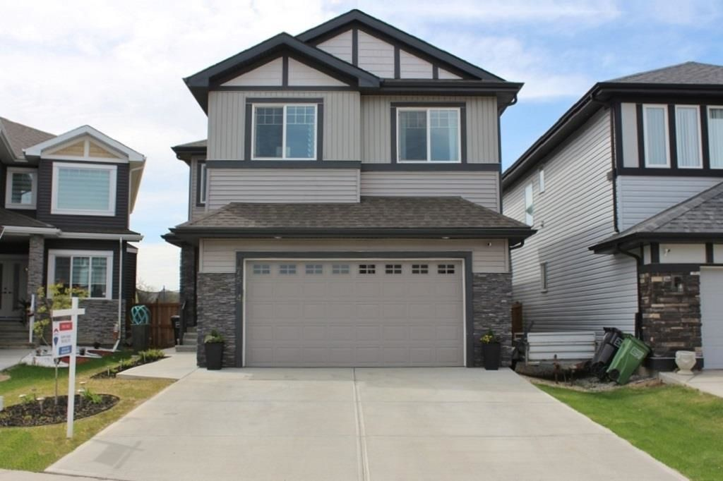 Main Photo: 17514 61A Street in Edmonton: Zone 03 House for sale : MLS®# E4252117