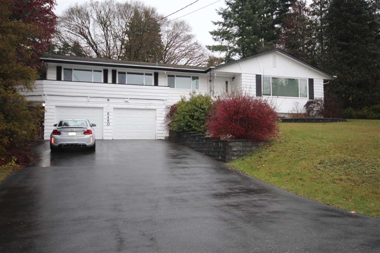 Main Photo: 6480 CABELDU Crescent in Delta: Sunshine Hills Woods House for sale (N. Delta)  : MLS®# R2422895