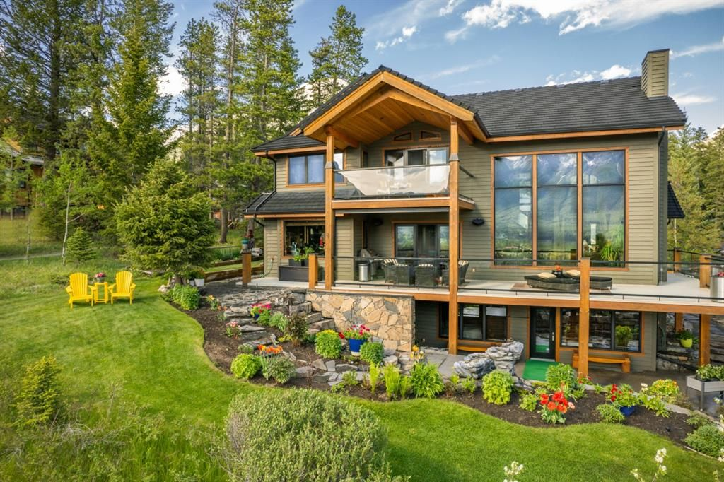 Main Photo: 109 Benchlands Terrace: Canmore Detached for sale : MLS®# A1141011