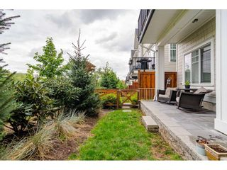 "Photo 37: 16 19938 70 Avenue in Langley: Willoughby Heights Townhouse for sale in ""CREST"" : MLS®# R2493488"