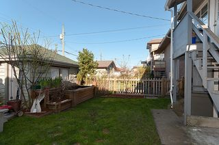 Photo 29: 3015 East 26th Avenue in Vancouver: Home for sale : MLS®# V944068