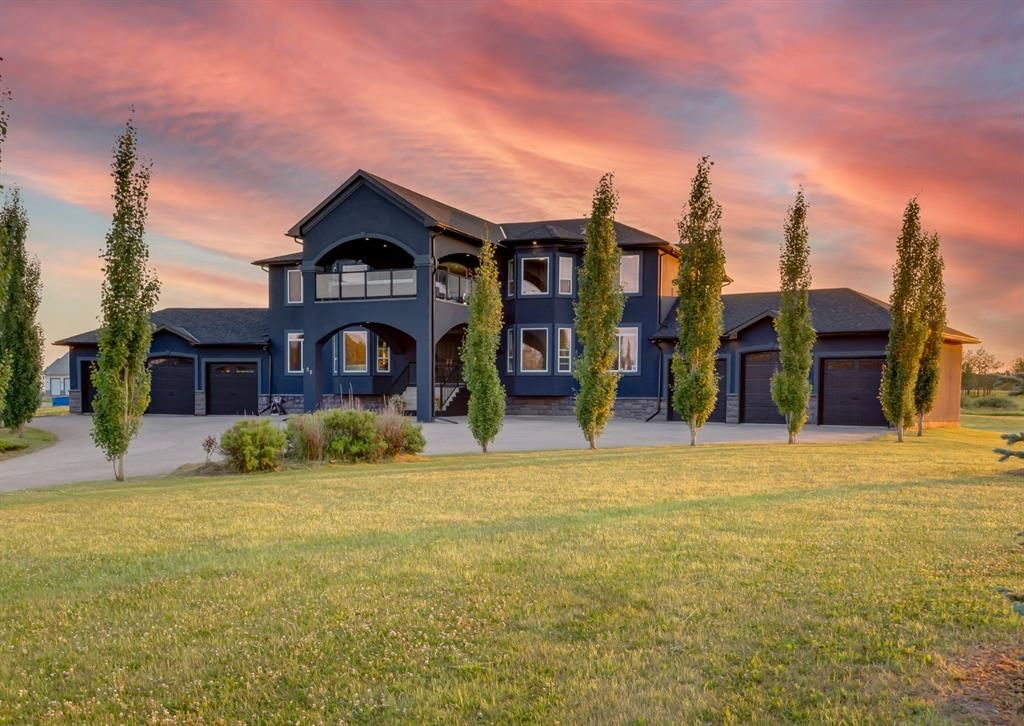 Main Photo: 96 Glendale Court in Rural Rocky View County: Rural Rocky View MD Detached for sale : MLS®# A1128643