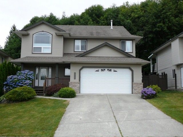 Main Photo: 33721 GREWALL CR in Mission: Mission BC House for sale : MLS®# F1418155