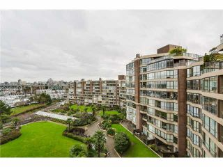 """Photo 14: 704 1450 PENNYFARTHING Drive in Vancouver: False Creek Condo for sale in """"Harbour Cove"""" (Vancouver West)  : MLS®# V1103725"""
