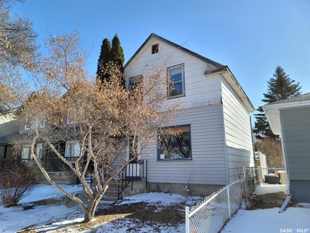 Main Photo: 1326 H Avenue North in Saskatoon: Mayfair Residential for sale : MLS®# SK847421