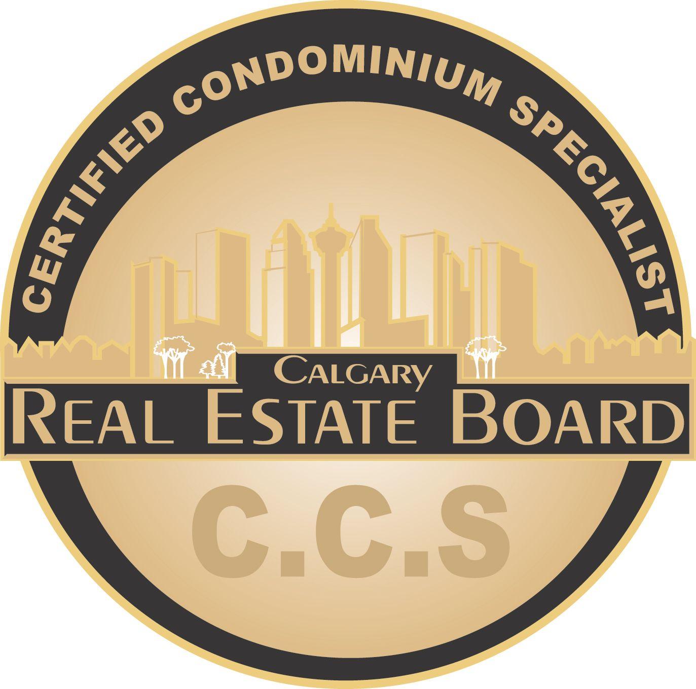 Certified Condominium Specialist in Calgary, Alberta Real Estate